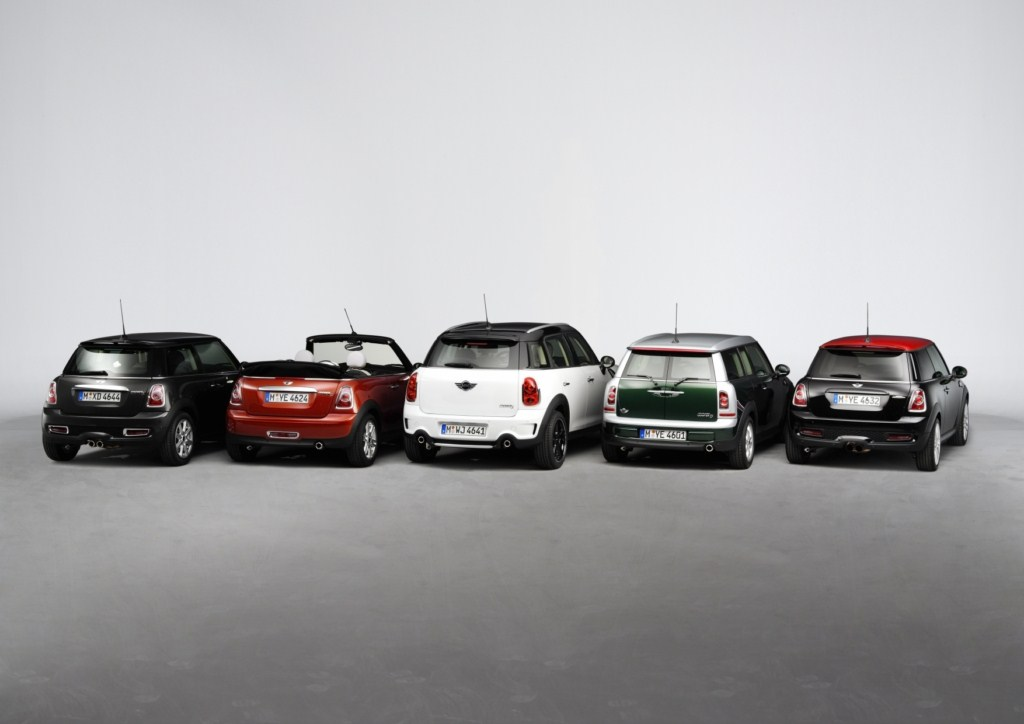 The Mini Countryman More E Optimised Traction And New Possibilities