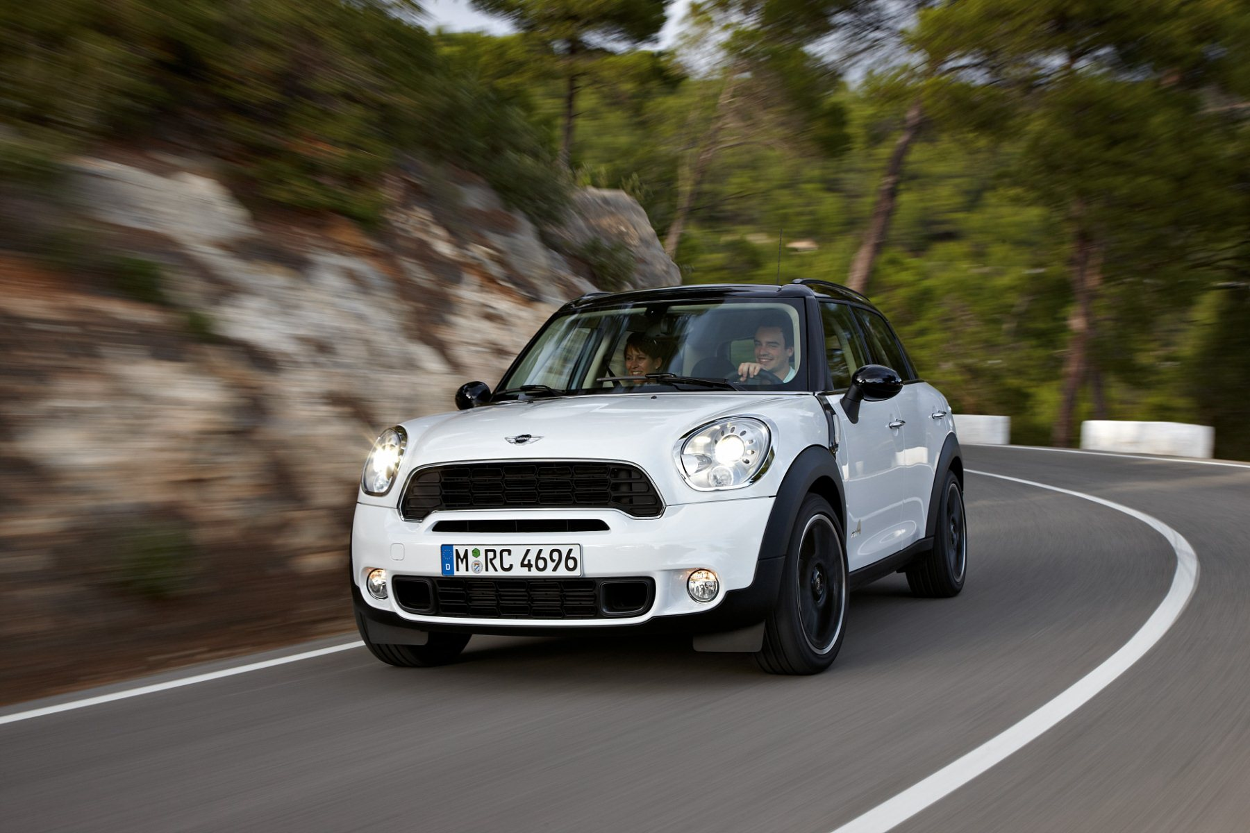 Mini Countryman First Exclusive Video