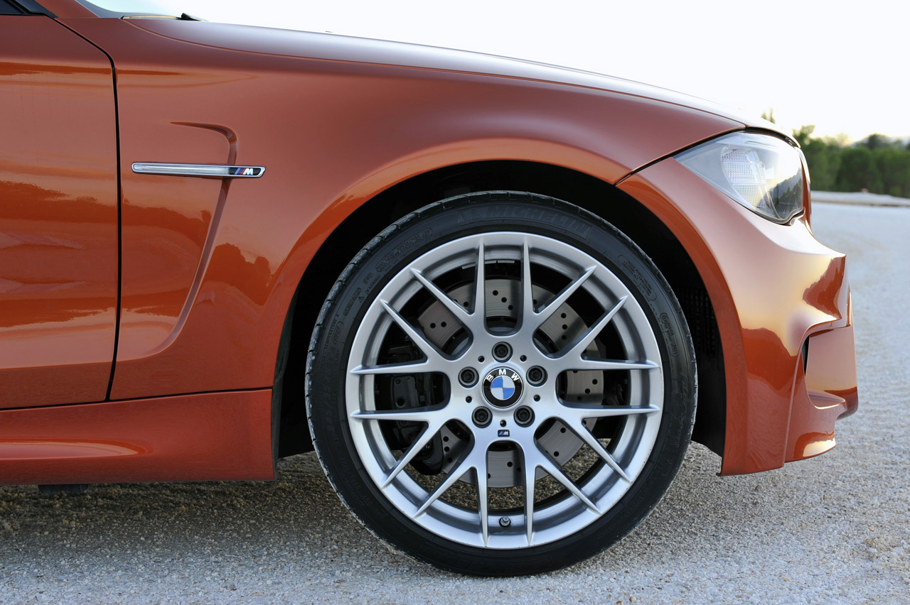 2012 BMW 1 Series M Coupe tires