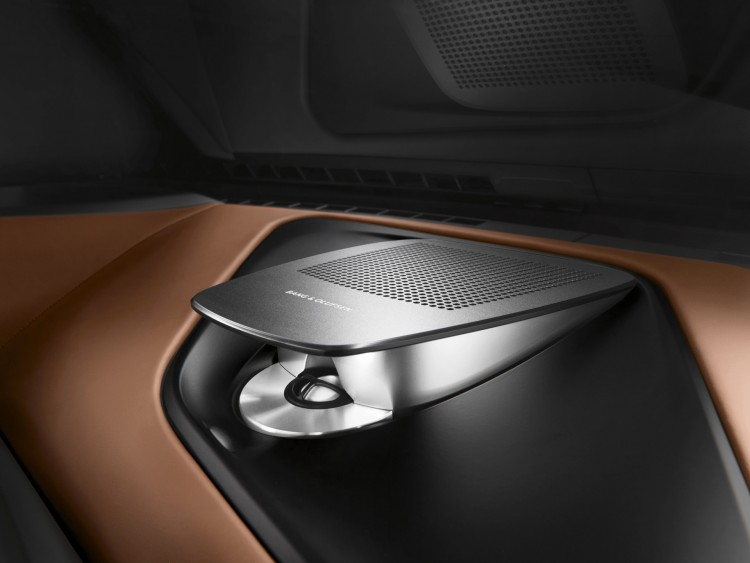 2012 BMW 6 Series Gran Coupe Bang and Olufsen High End Surround Sound System 1920x1440 750x563