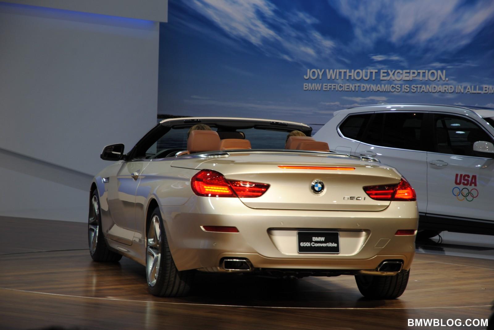 2012 BMW 650i Cabrio 32