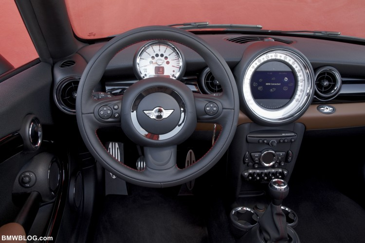2012 MINI Roadster 122 750x500