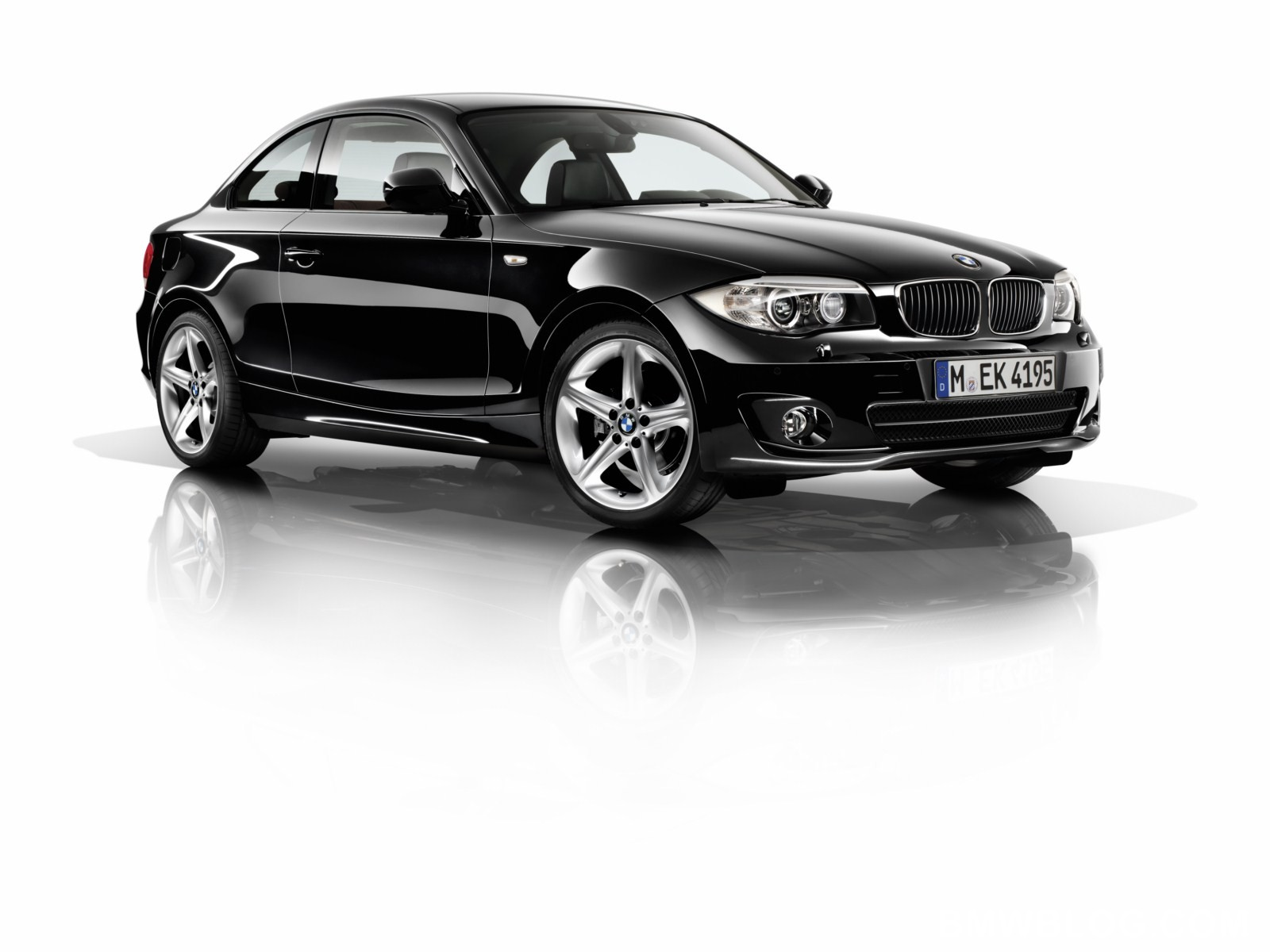 world premiere 2012 bmw 1 series coupe. Black Bedroom Furniture Sets. Home Design Ideas