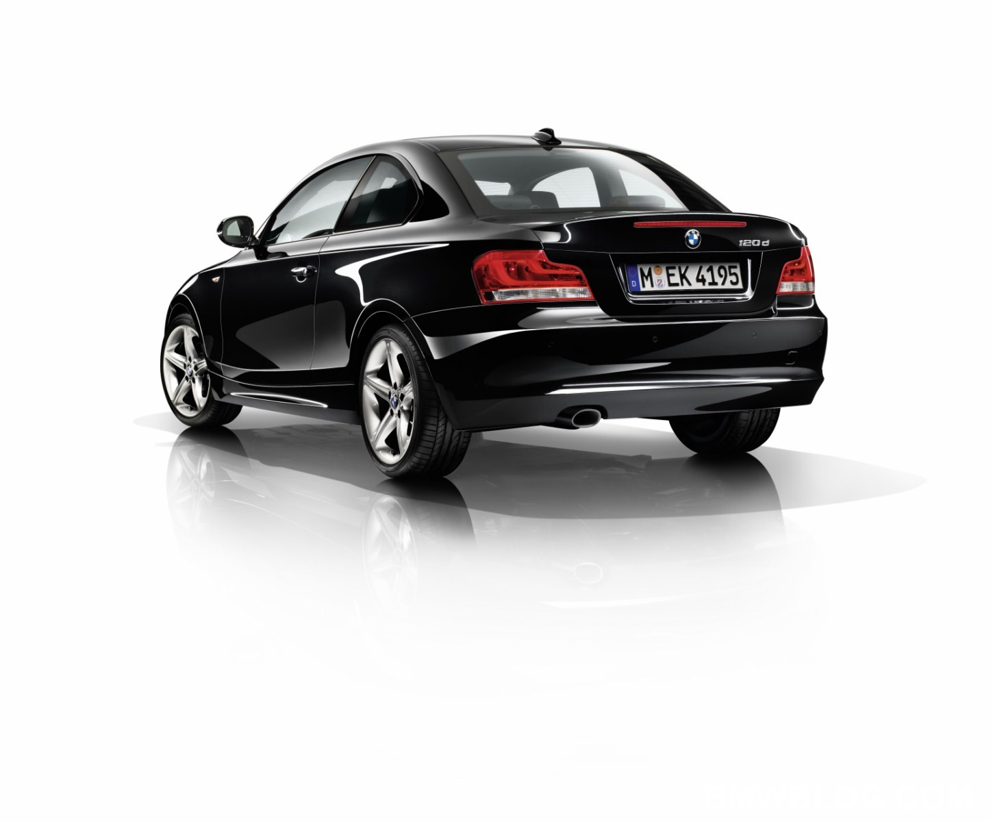 World Premiere: 2012 BMW 1 SERIES COUPE