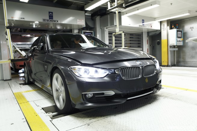 2012 bmw 3 series production 16 655x436