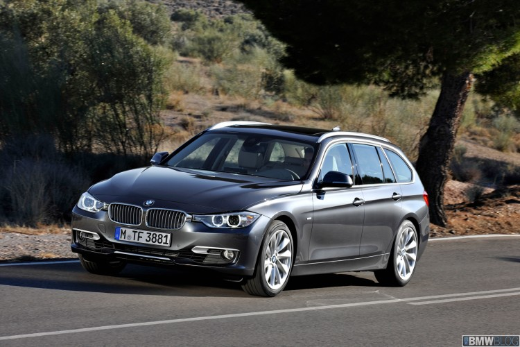 2015 Bmw 3 Series Sedan And Sports Wagon U S Pricing And