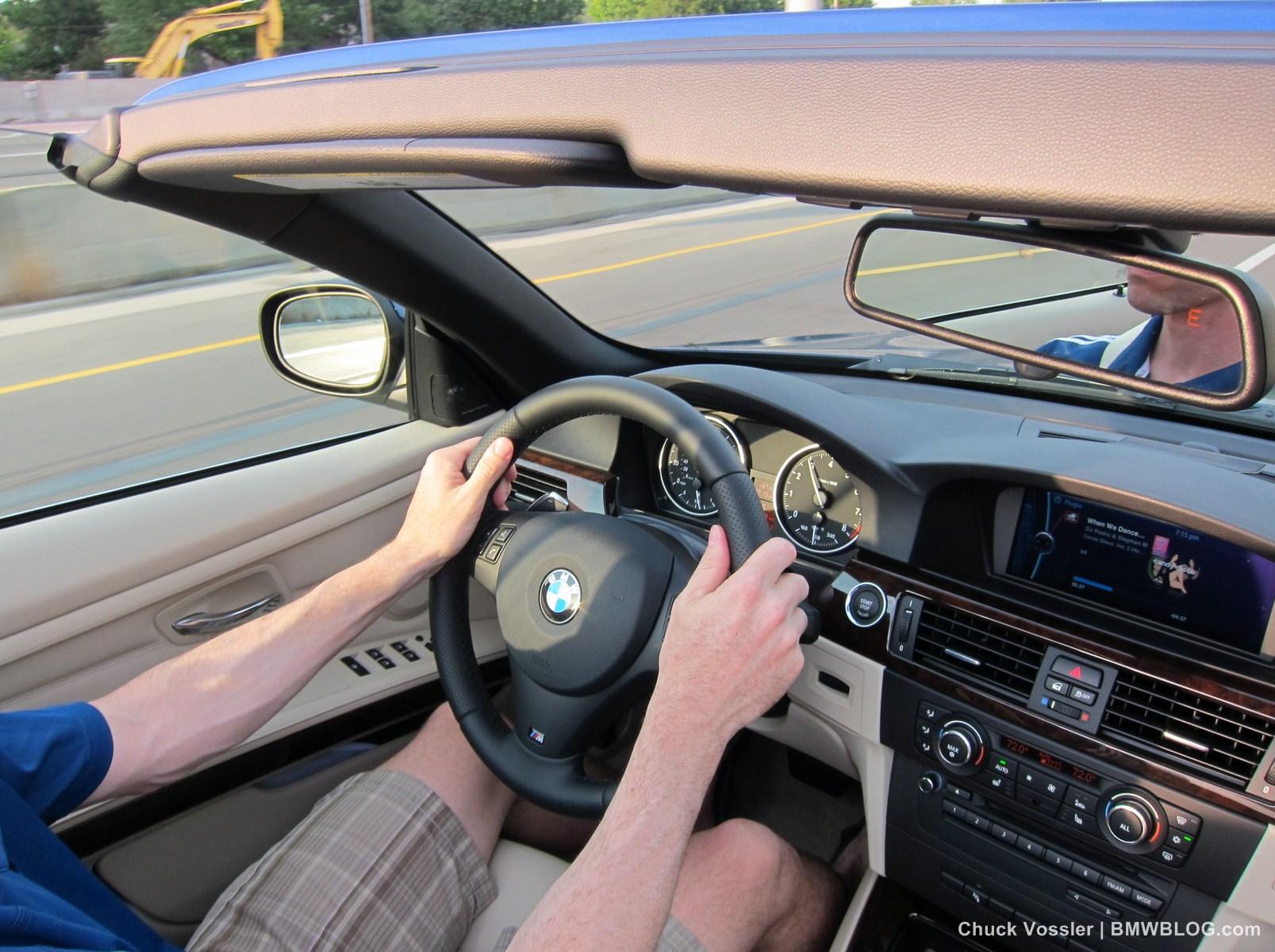 Bmw 335i convertible 0 60