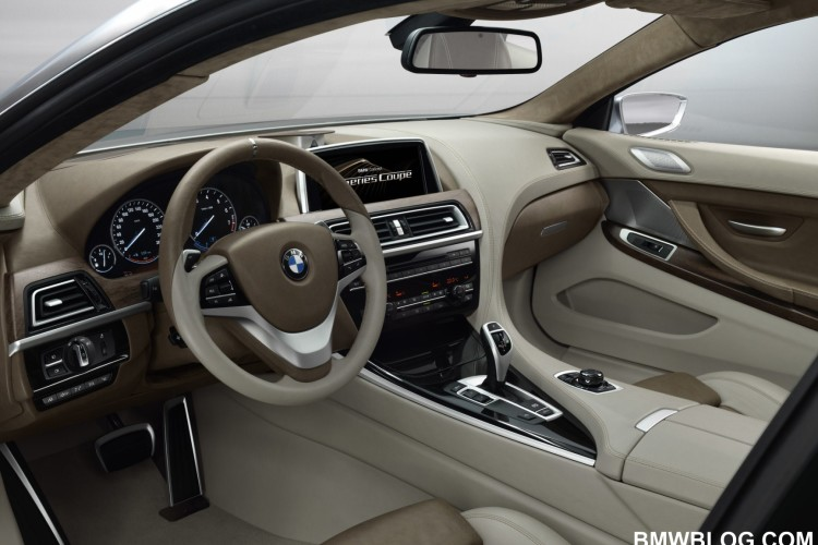 2012 Bmw 6 Series Coupe Photos 31 750x500