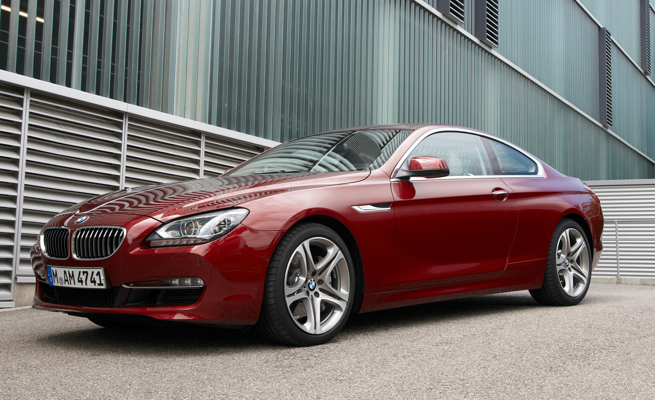 Car Amp Drive Review 2012 Bmw 640i Coupe