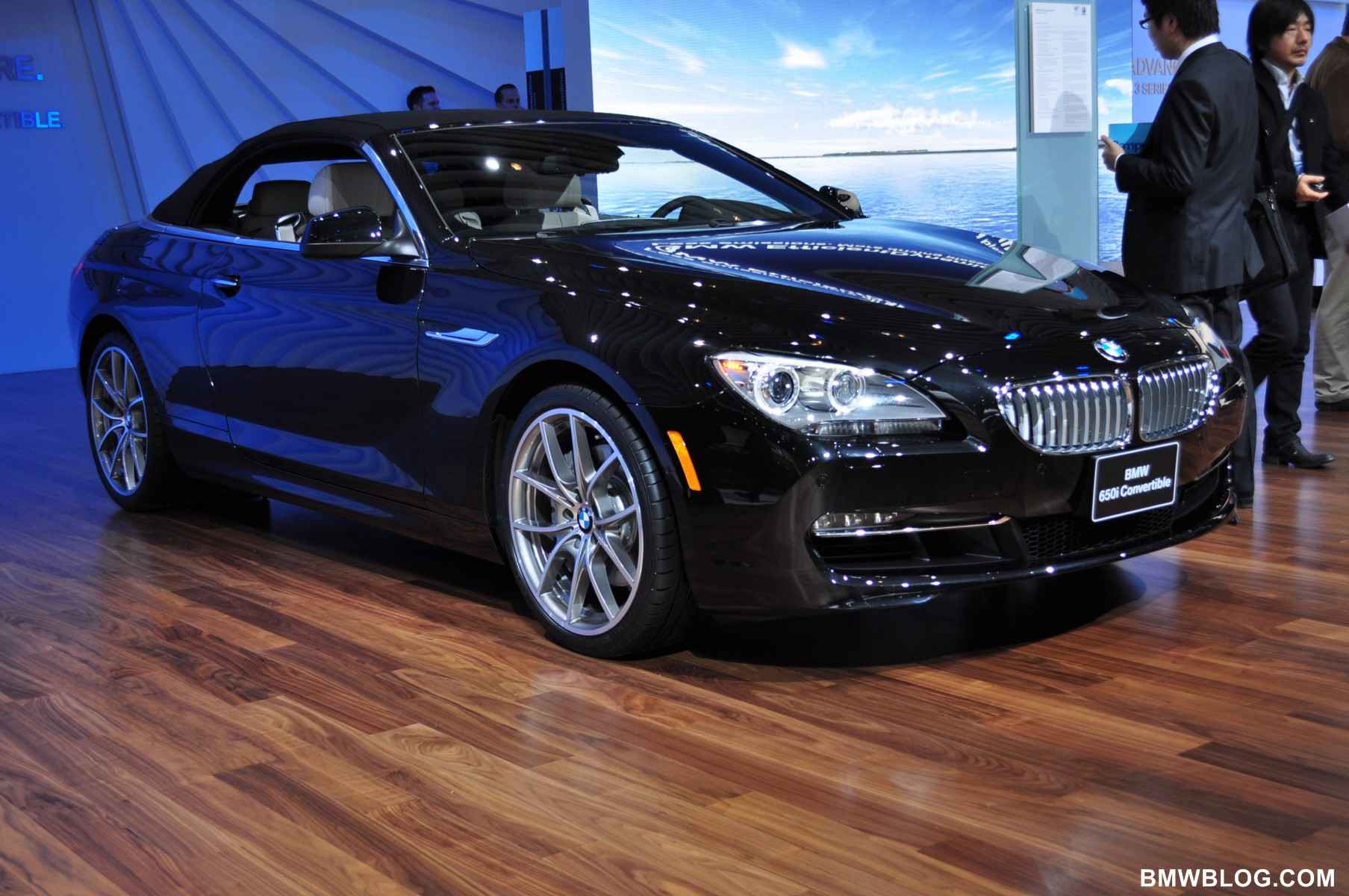 Video Review 2012 BMW 6 Series Convertible