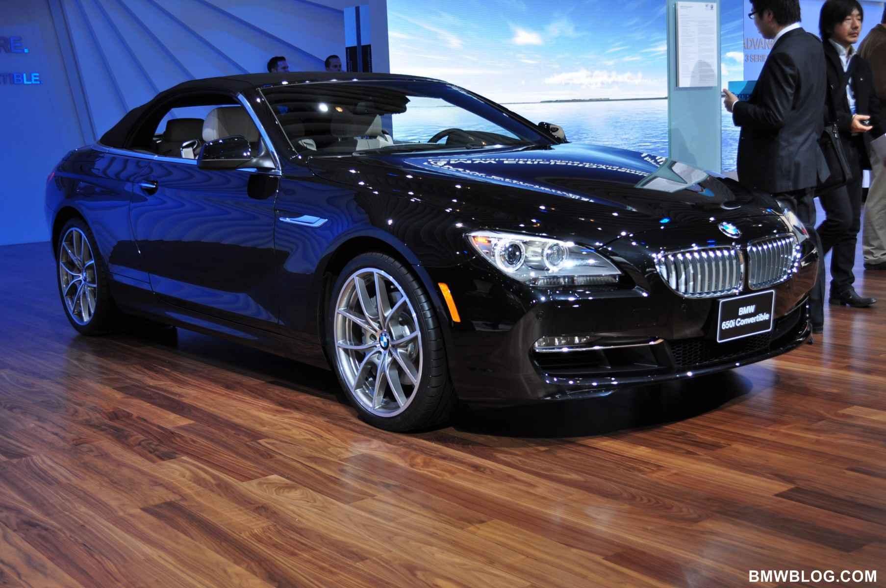 2012 bmw 650i black 5911