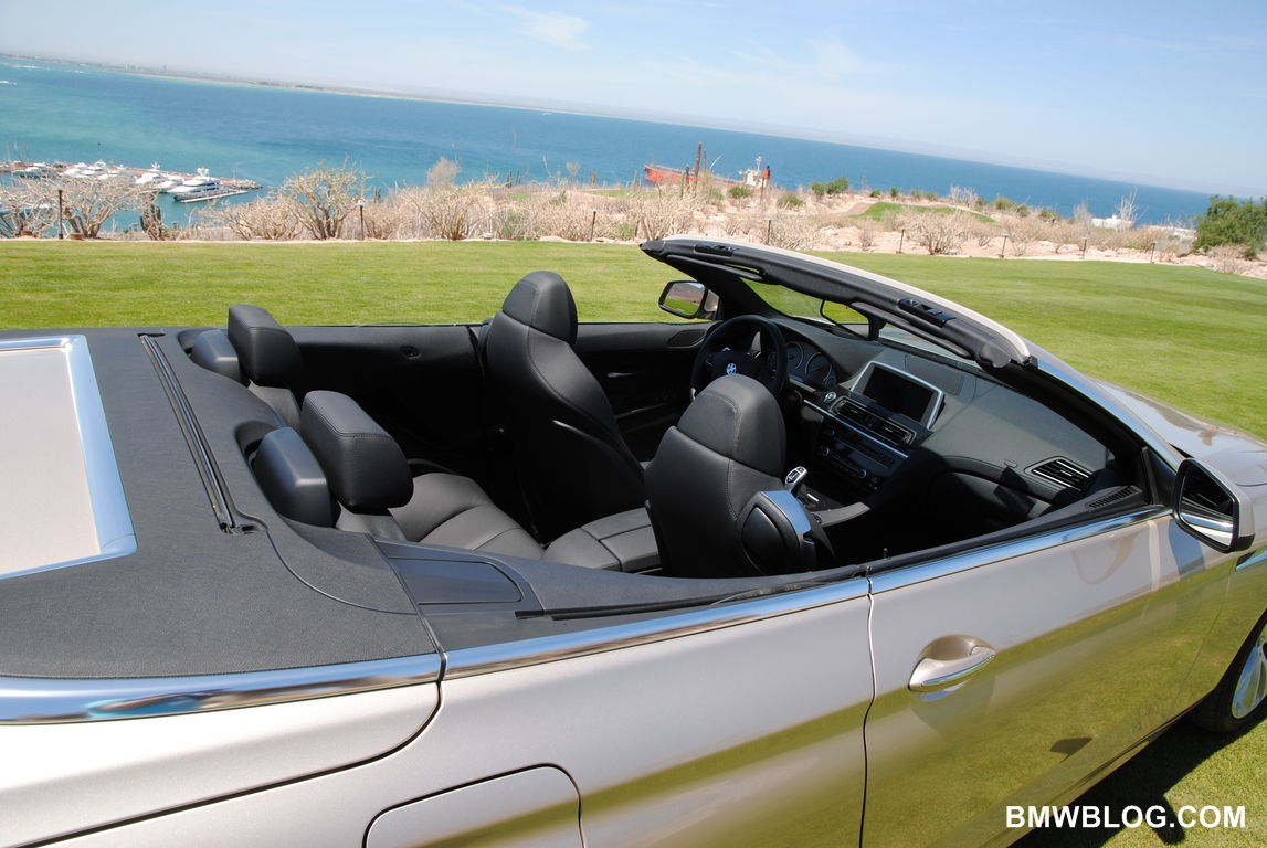 2012 bmw 650i convertible pictures 14