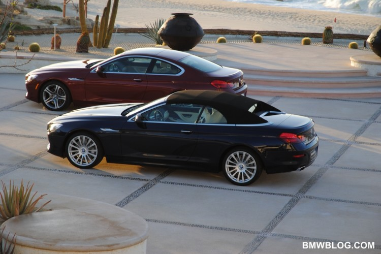 BMWBLOG First Drive: 2012 BMW 650i Convertible - The Real Grand Tourer