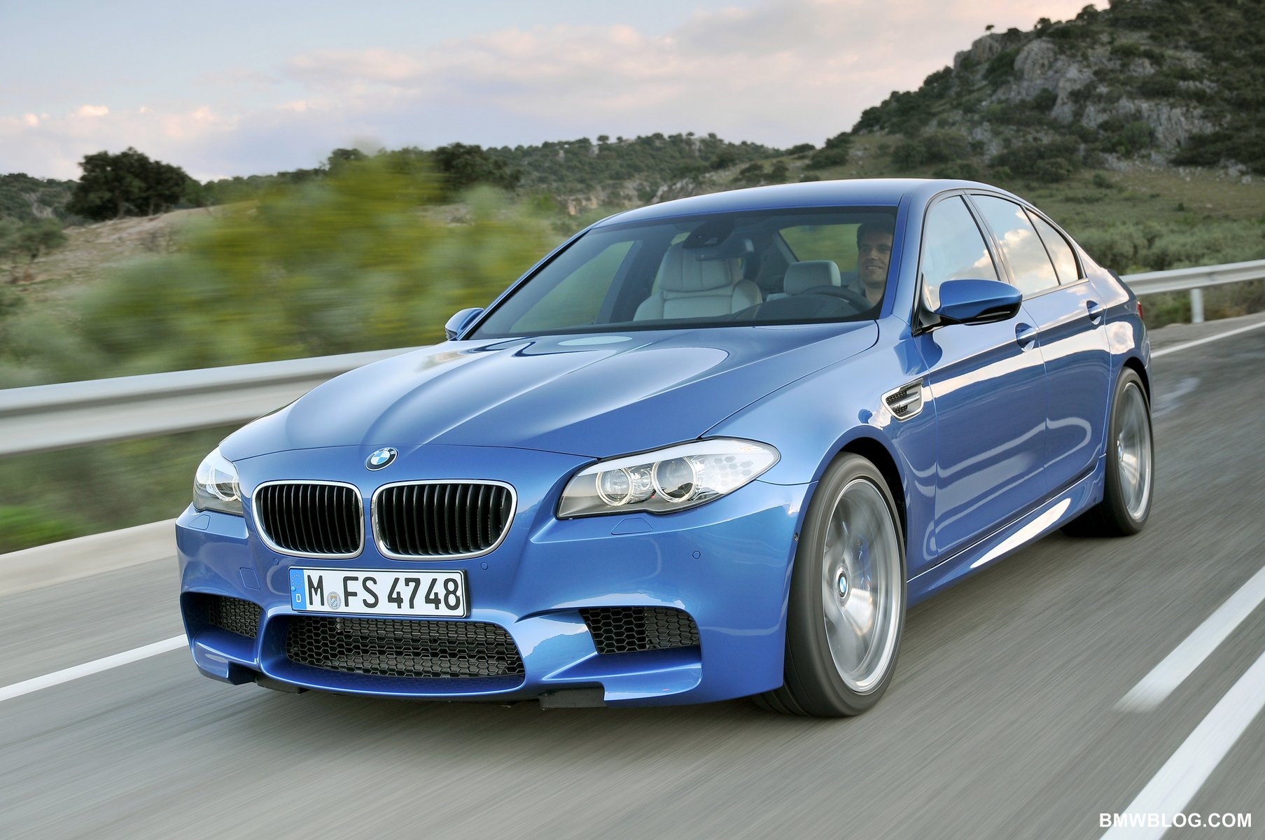 2012 bmw m5 pictures 221