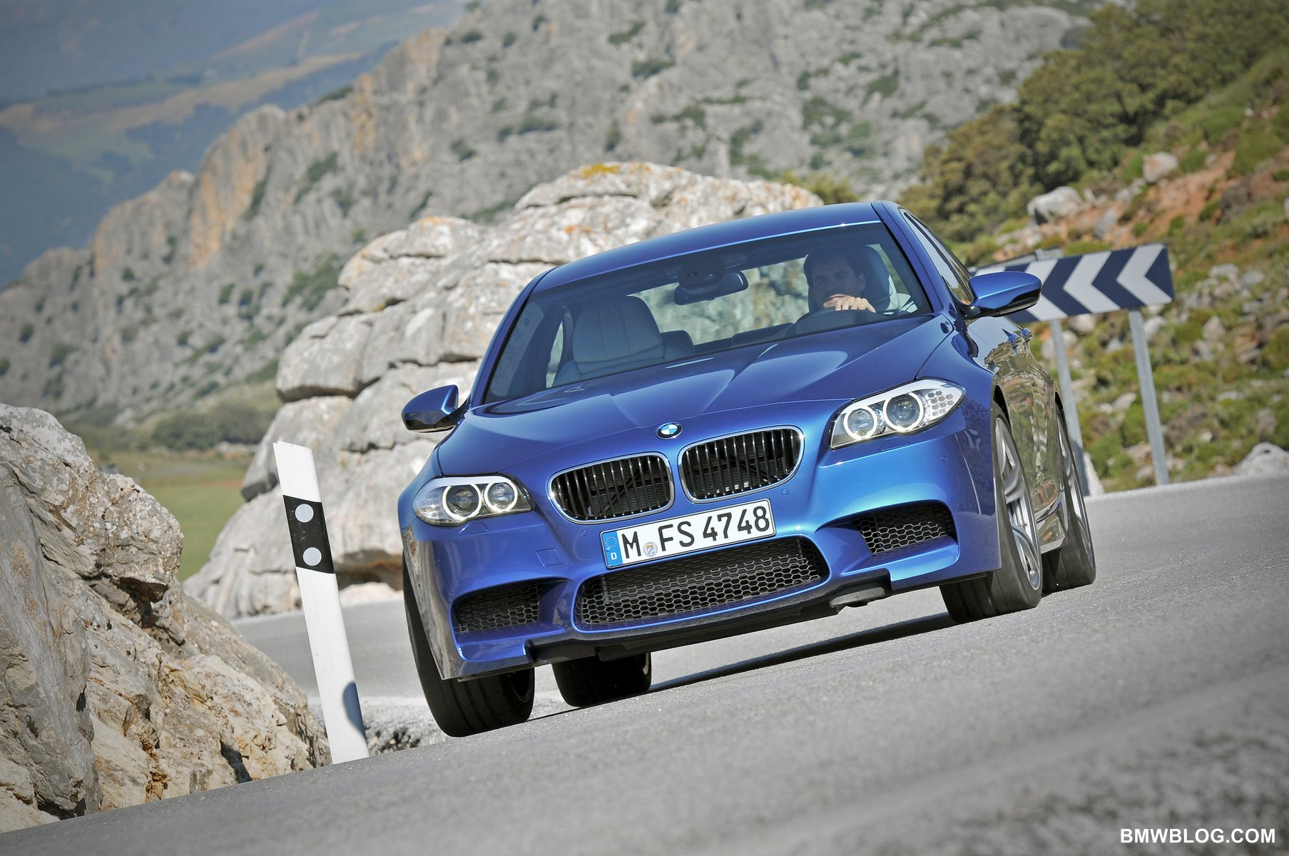 The BMW M5 Edition 35 Years