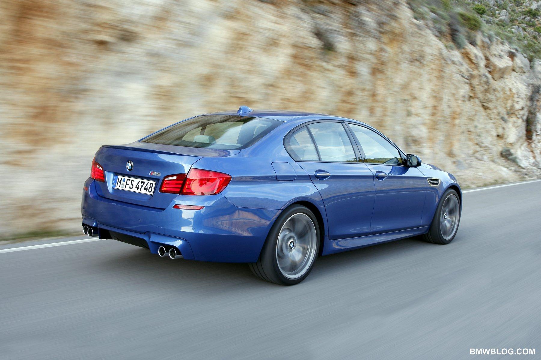 BMW M5 Owner s Manual
