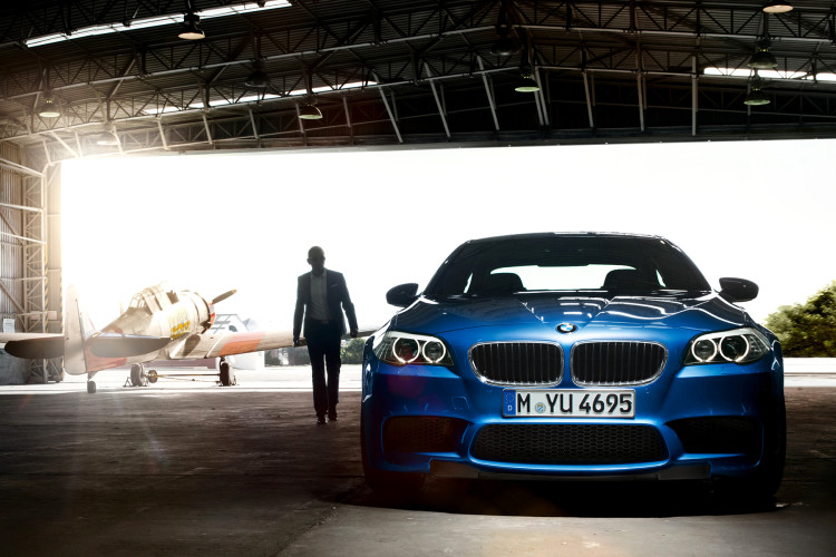 2012 BMW M5 to Start at £73,040 in the UK