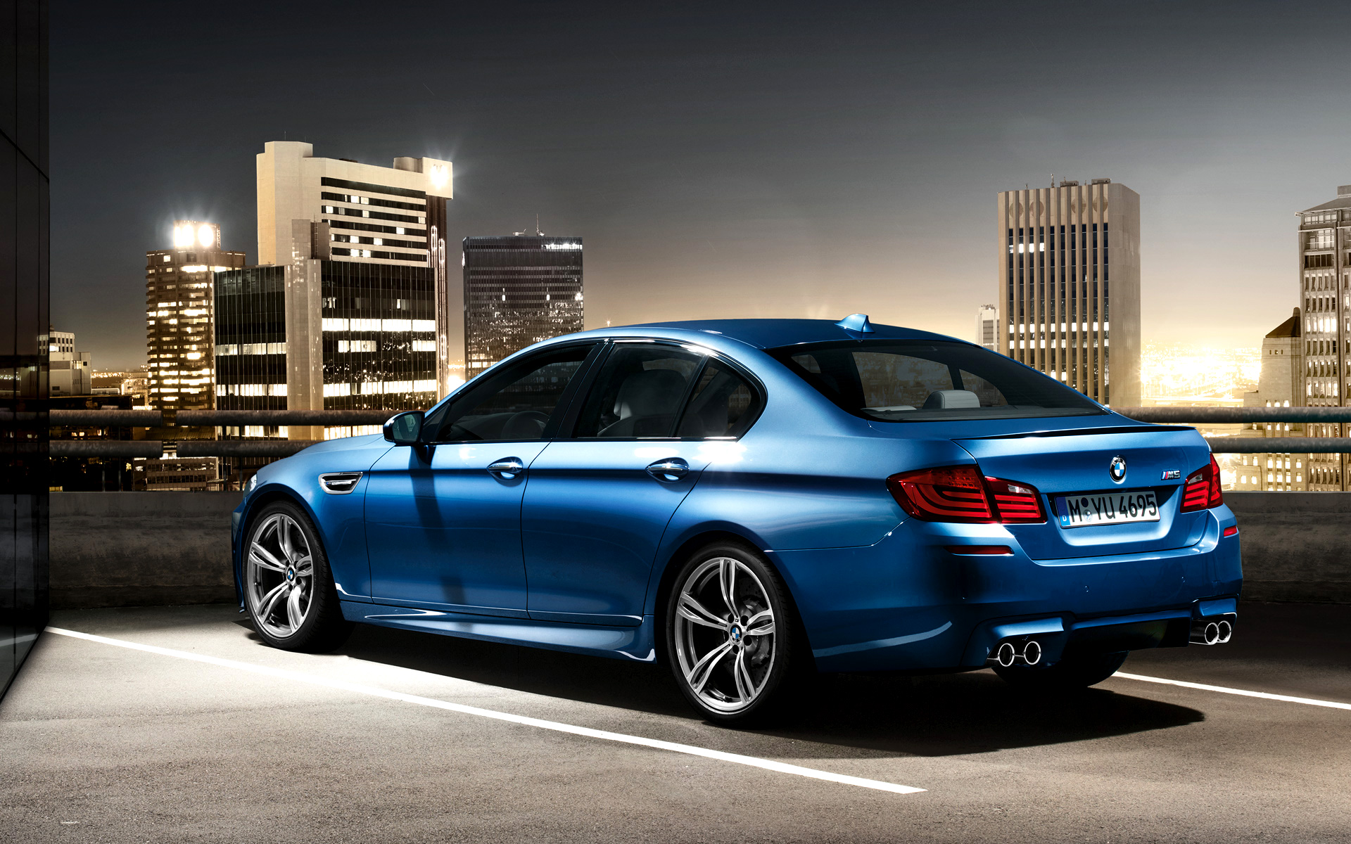 2012 bmw m5 wallpaper 15