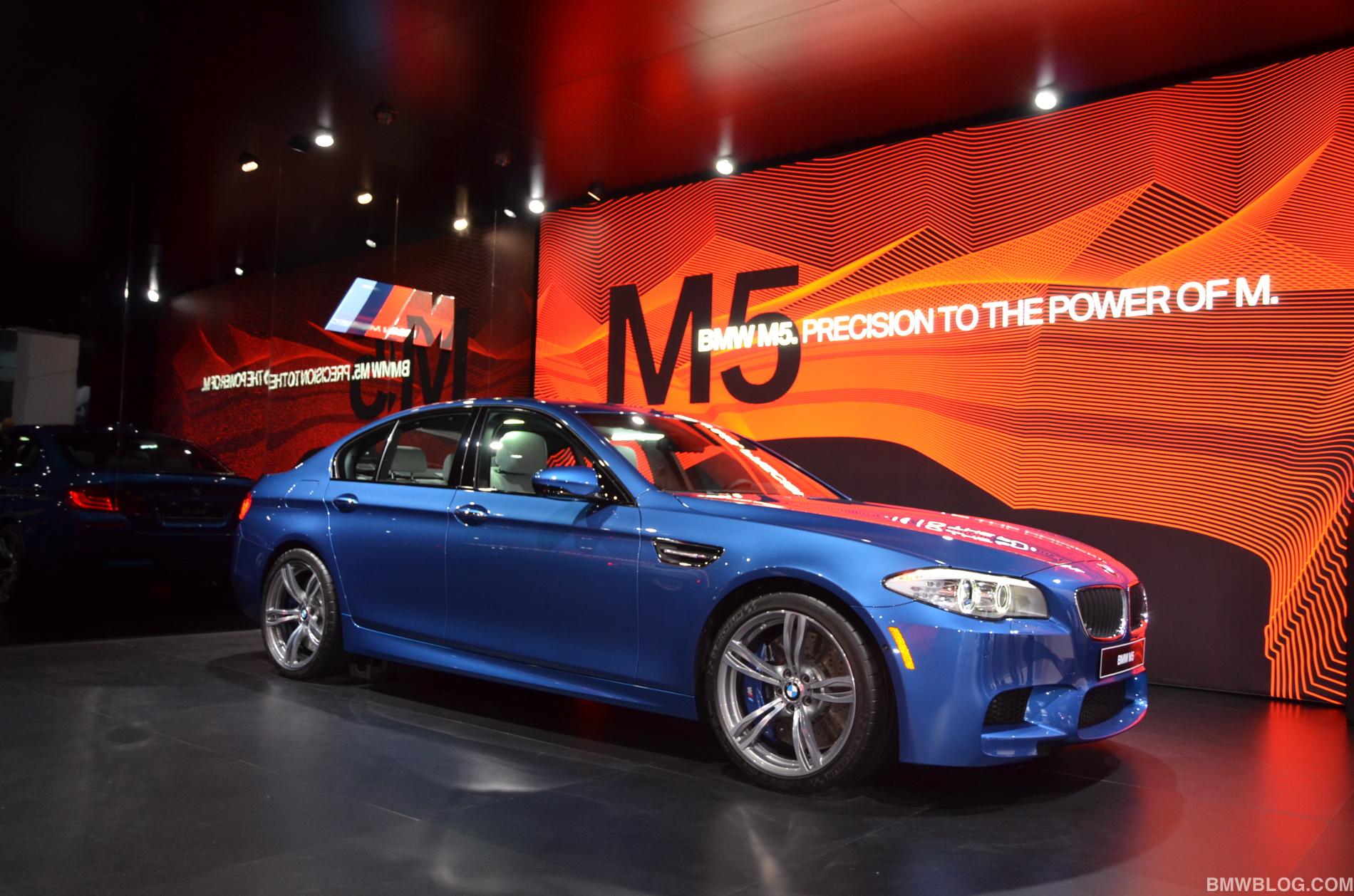 2012 detroit auto show bmw m5 01