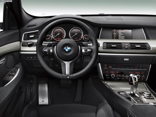 2013 BMW 5er GT M Sportpaket F07 LCI Facelift Gran Turismo 03 655x491