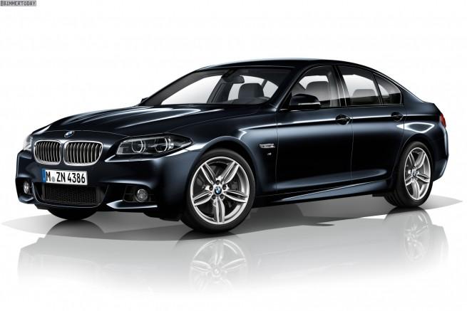 2013 BMW 5er M Sportpaket F10 LCI Facelift Sport Paket 01 655x437