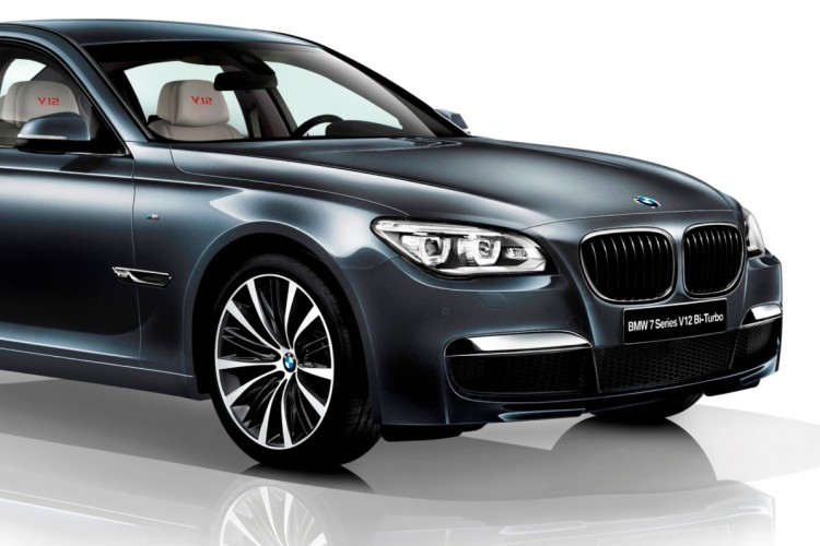 2013 BMW 7er V12 Biturbo Sondermodell Japan 760i 760Li F01 F02 02 750x500