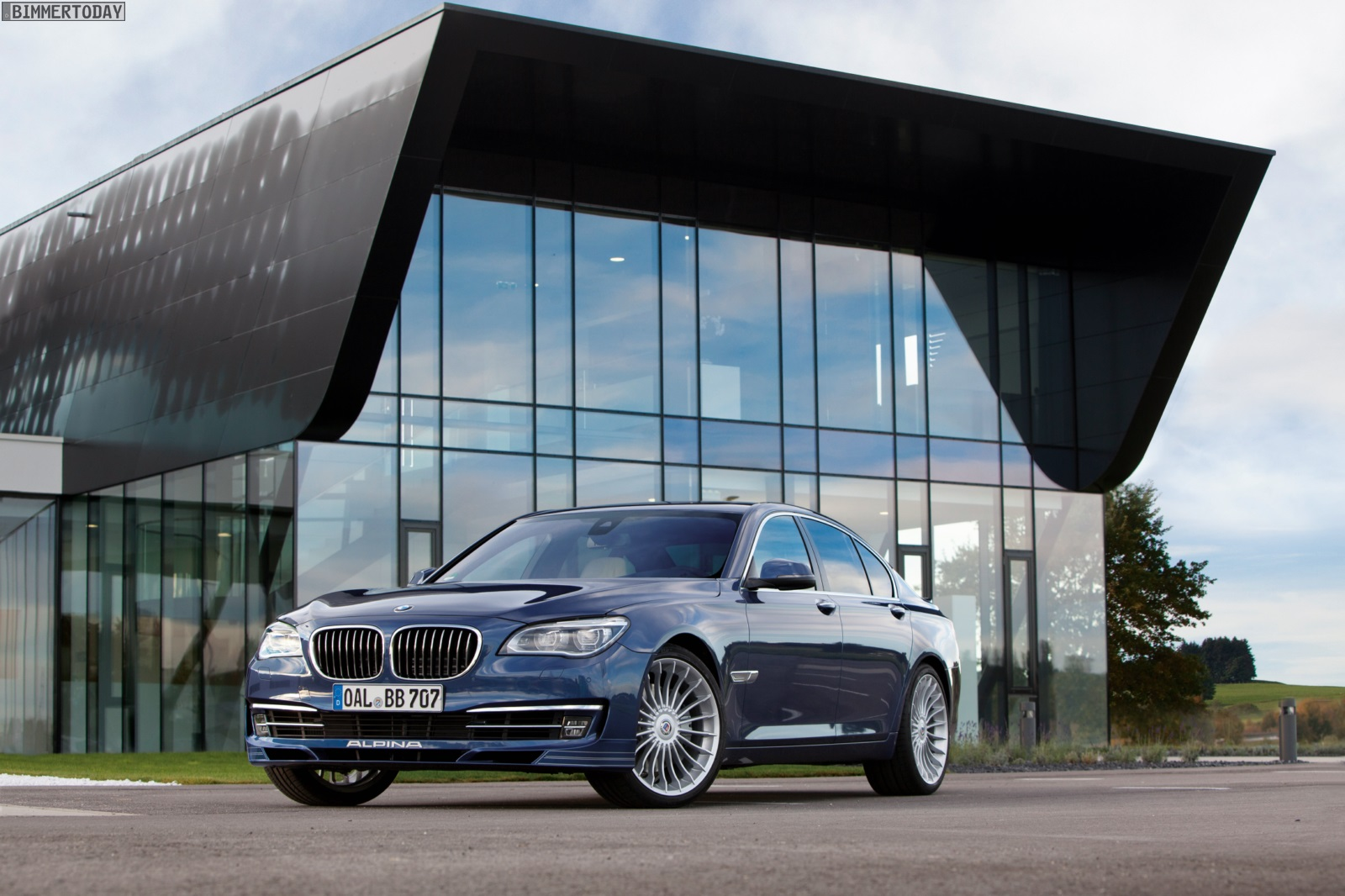 Wallpapers Alpina B7 Lci