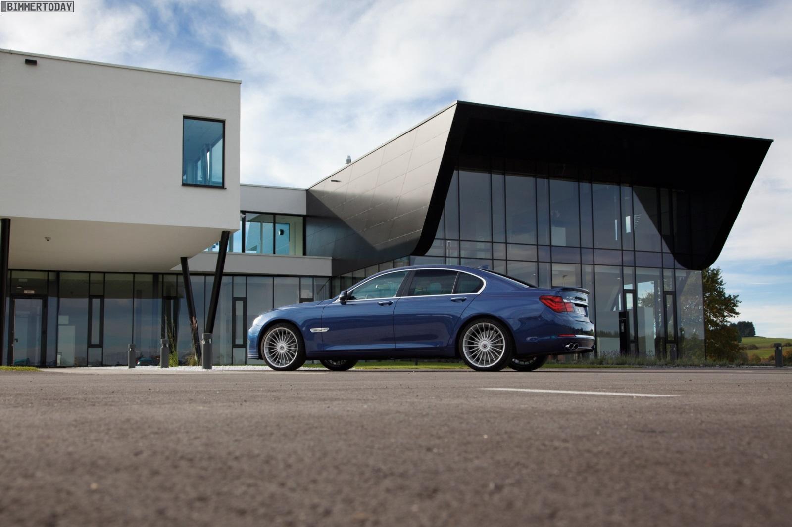 2013 BMW Alpina B7 Facelift F01 LCI 7er Biturbo 09