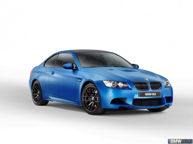 2013 BMW M3 Coupe Frozen Limited Edition 08 655x490