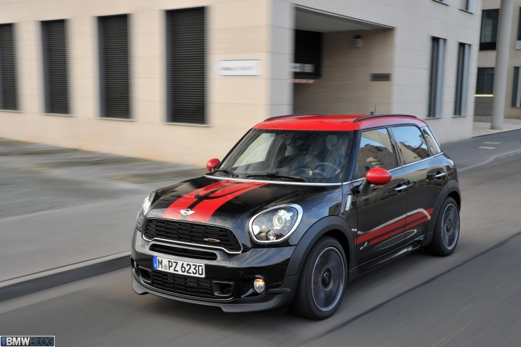 2013 MINI JCW Countryman test drive 16 750x500