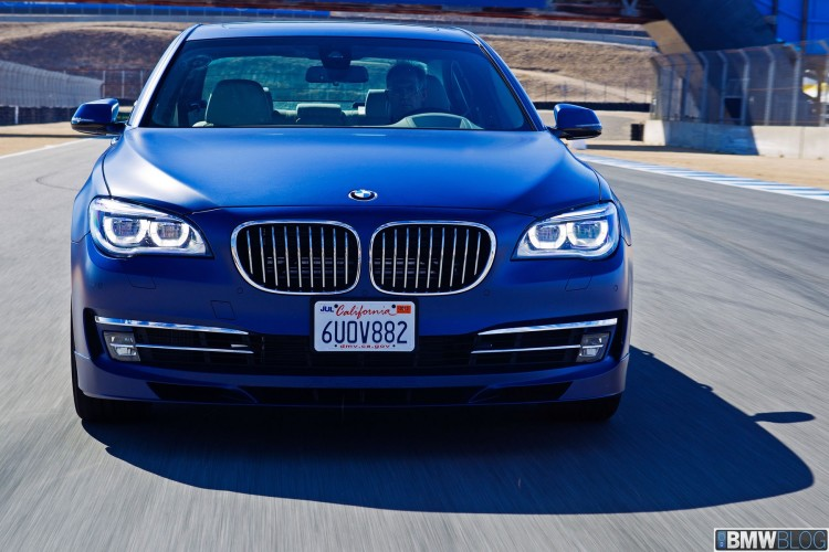 Is ALPINA B Substituting A Potential BMW M - Bmw m7 alpina