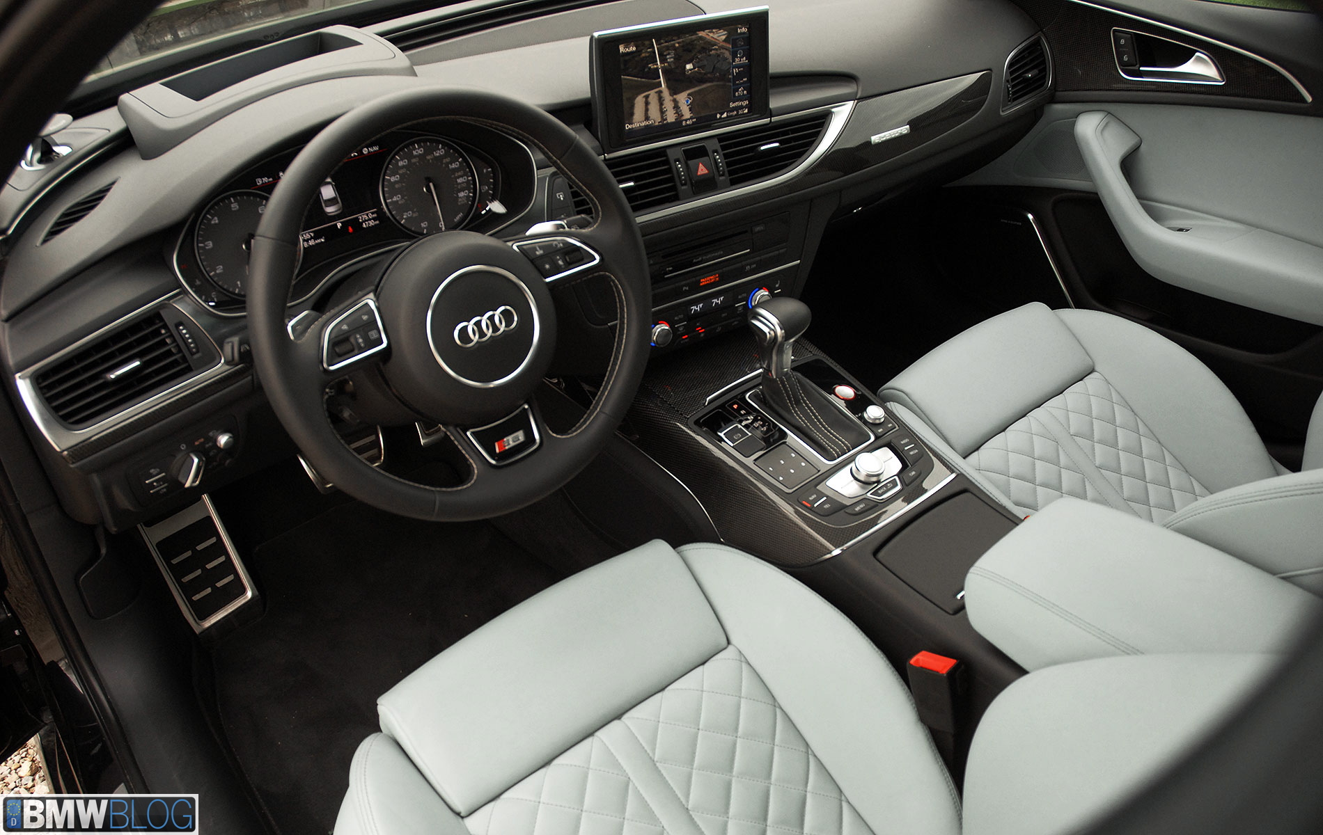 2013 Audi S6 Test Drive and Review