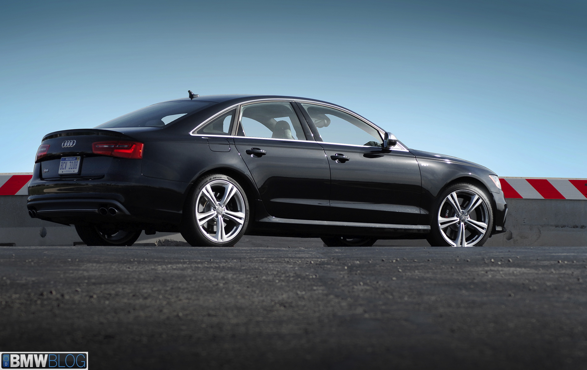 2013 audi s6 test drive and review. Black Bedroom Furniture Sets. Home Design Ideas
