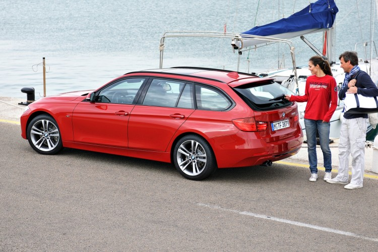 Autoexpress F31 Bmw 328i Sports Wagon Review