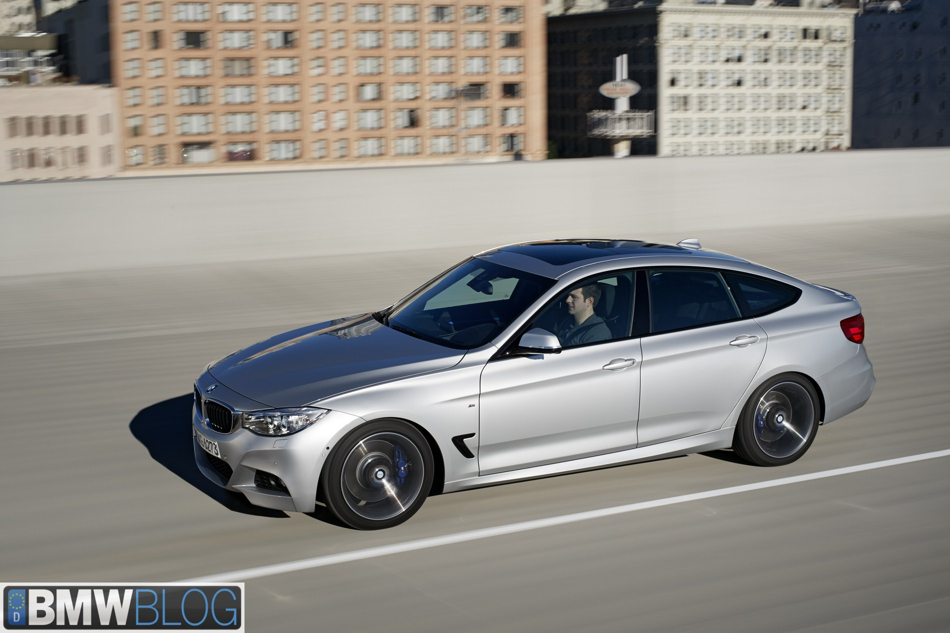 BMW 328I Gt >> 2013 Bmw 328i Gt Bmwblog Test Drive