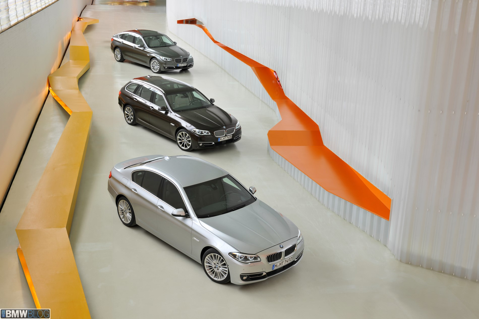 2013 bmw 5 series facelift 12