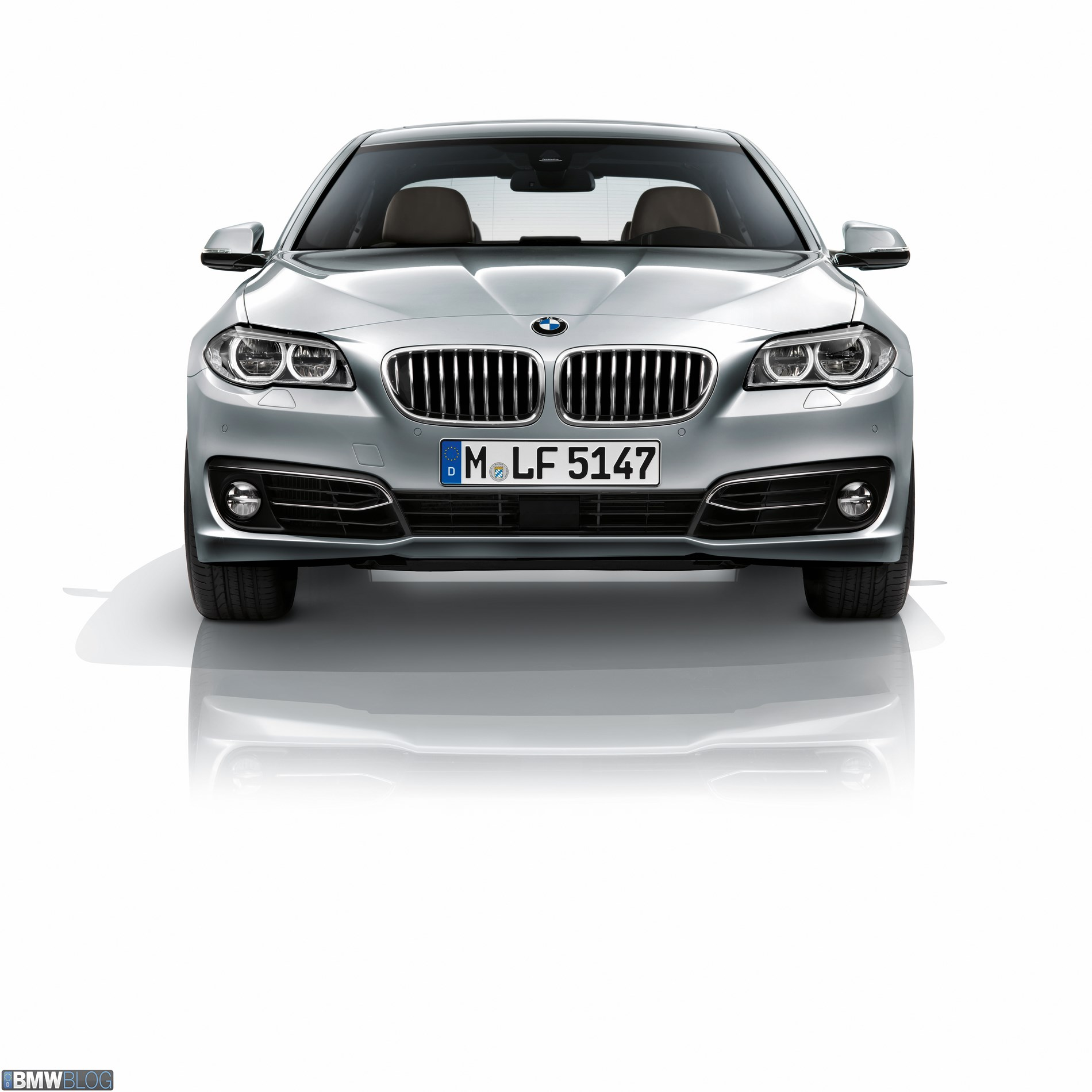 World Premiere: BMW 5 Series Facelift