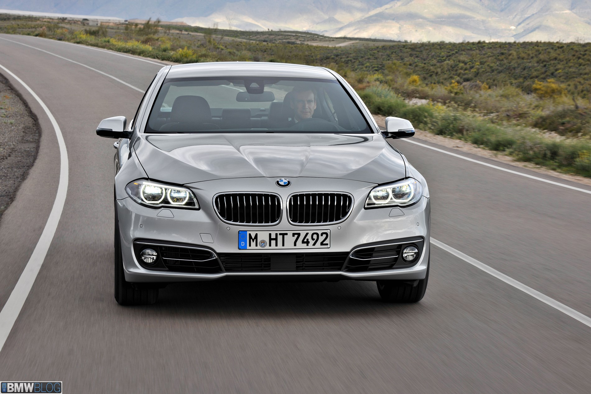 2013 bmw 5 series facelift 33