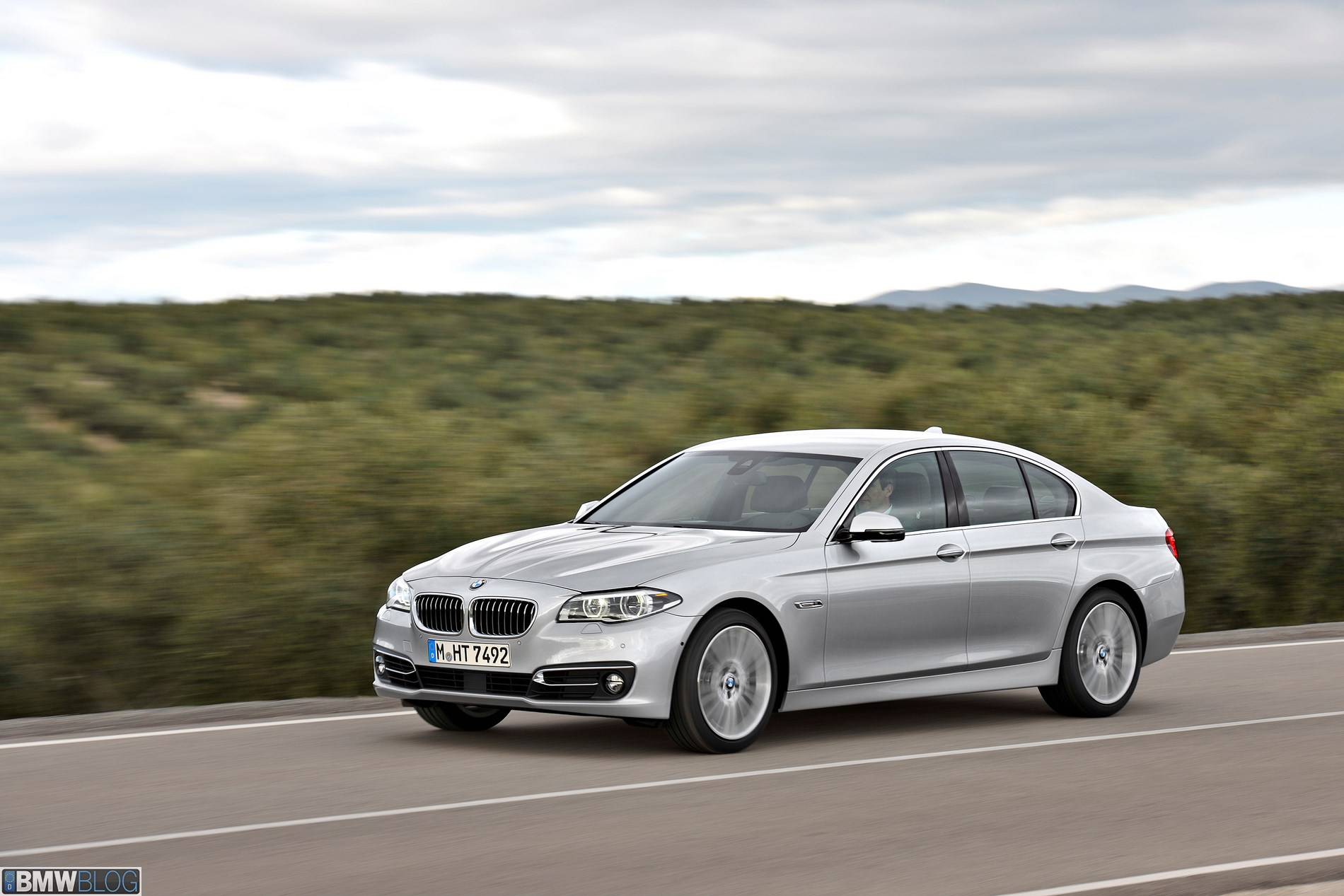 2013 bmw 5 series facelift 35