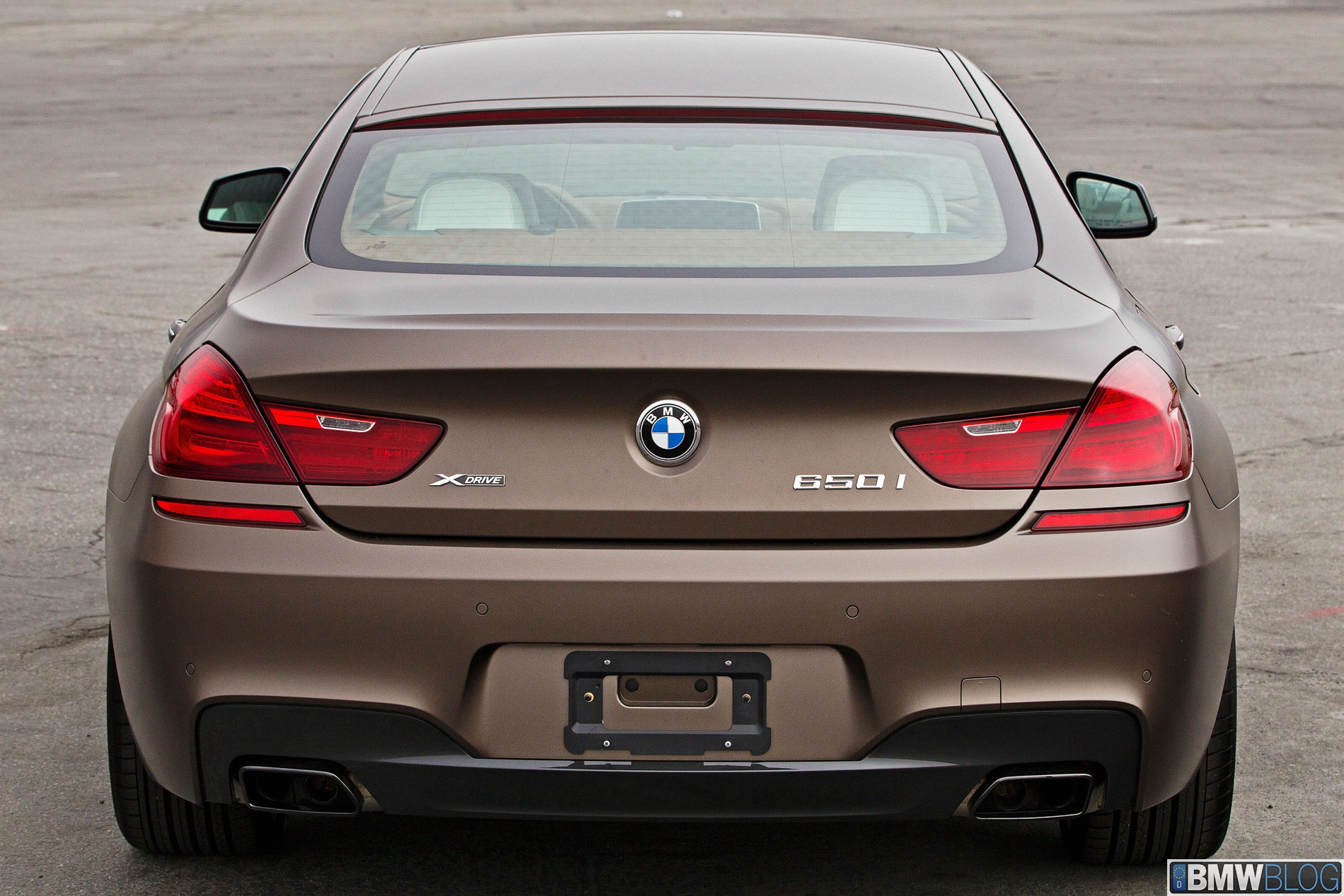 BMW 650i Gran Coupe Review – The Slant-Back 5