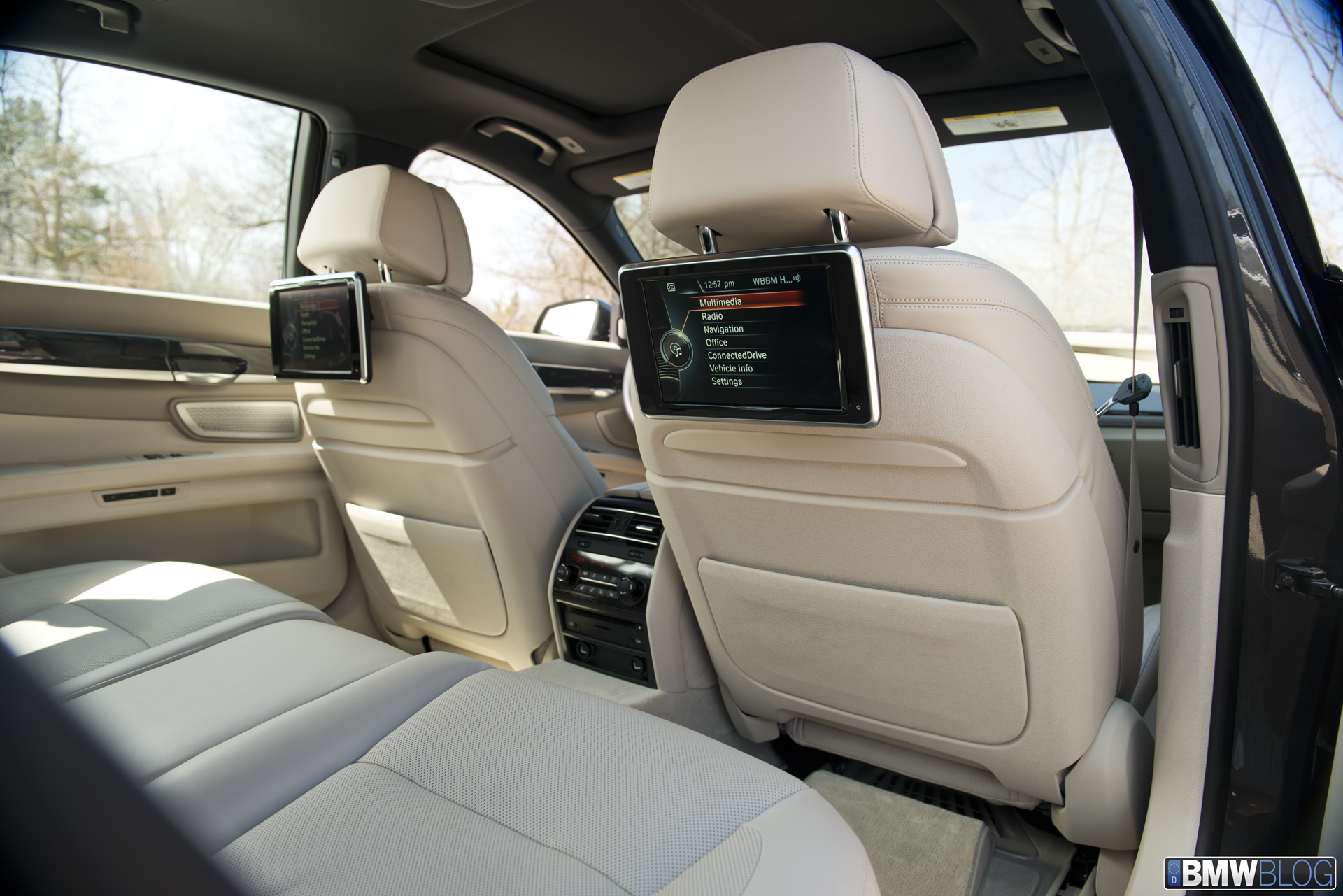 2013 Bmw 750li Xdrive Test Drive
