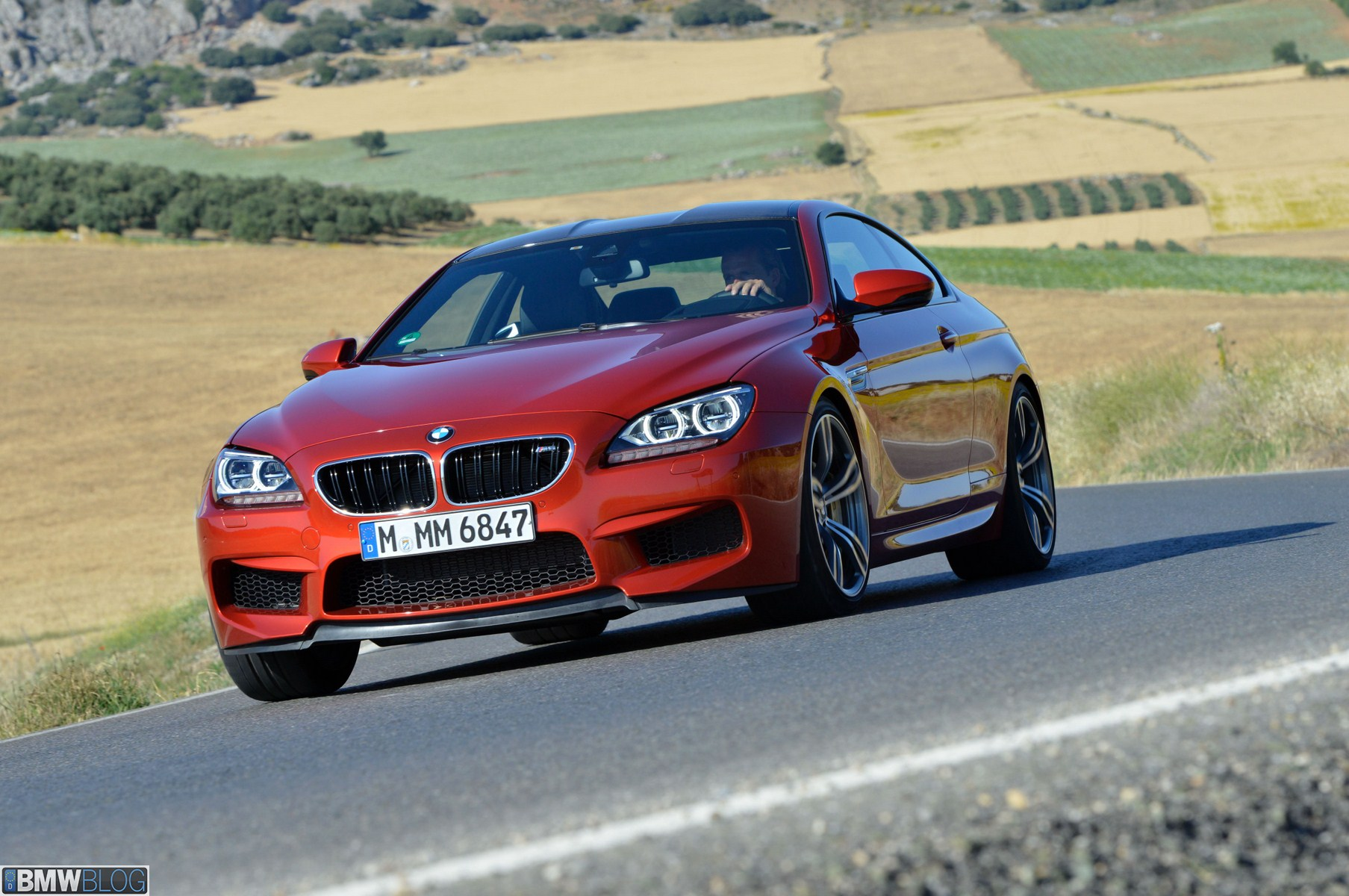 2013 bmw m6 coupe gallery 01