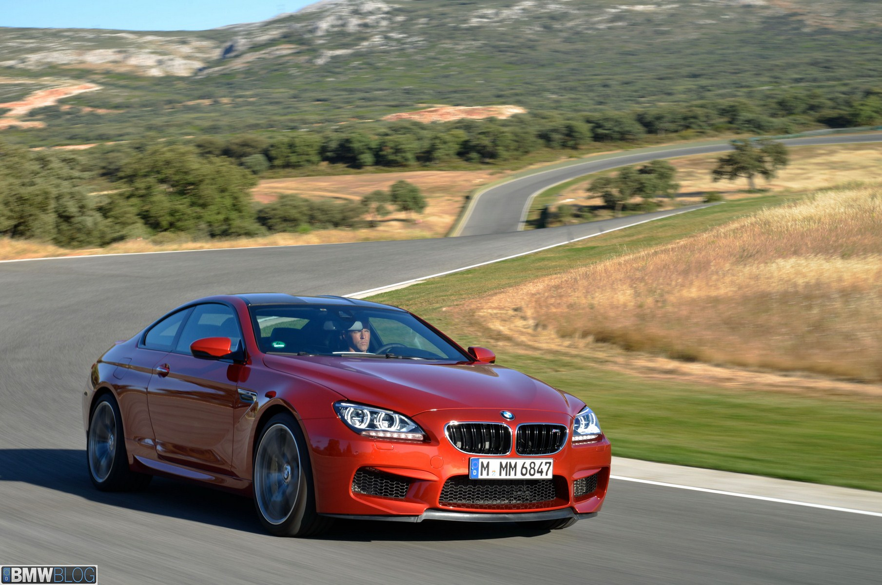 Video: 2013 BMW M6 Coupe Mile High 0-60 MPH Performance test