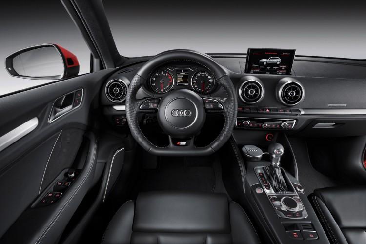 Audi A3 Sportback S line/Cockpit