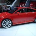 2014 Audi TT Sportback Concept Autosalon Paris LIVE 16 120x120