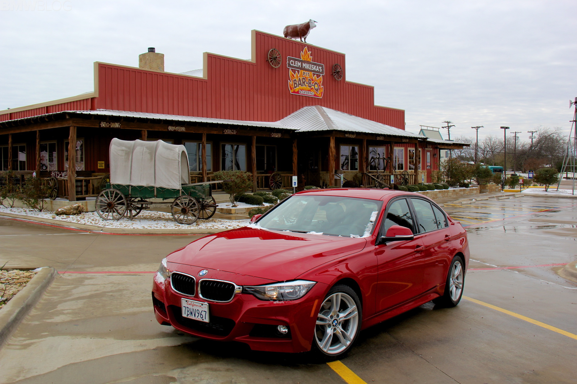 2014 BMW 328d test drive review 30