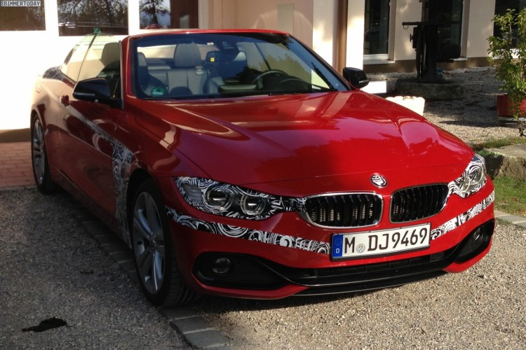 2014 BMW 4 Series Convertible image 750x500