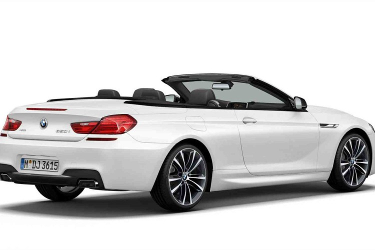 2014 Bmw 6 Series Model Year Updates
