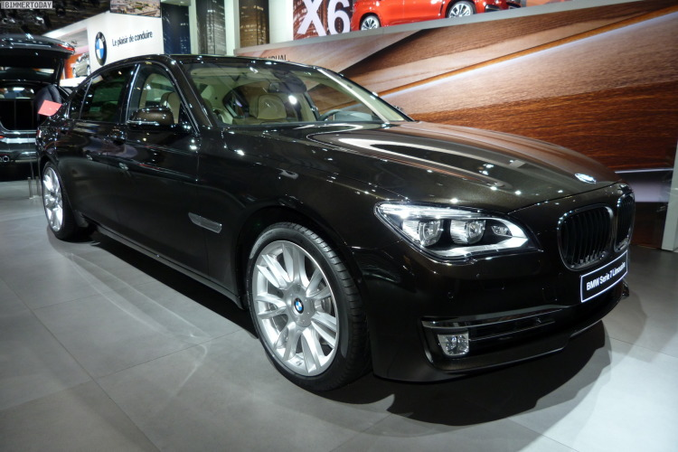 2014 BMW 7er Final Edition Individual F02 Autosalon Paris LIVE 07 750x500
