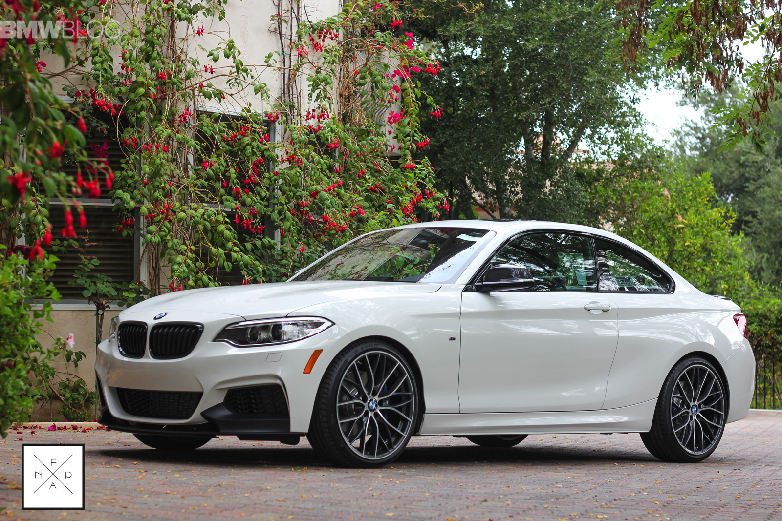 2014 BMW M235i M Performance Parts images 11